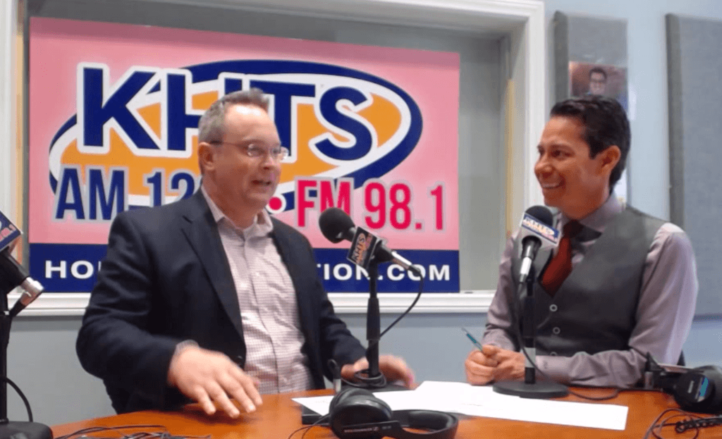 NOW CFO'S Sean Bryant Lists 6 CEO Accounting Needs on Santa Clarita Radio Show