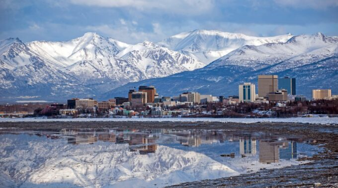 NOW CFO's New Anchorage Alaska Office