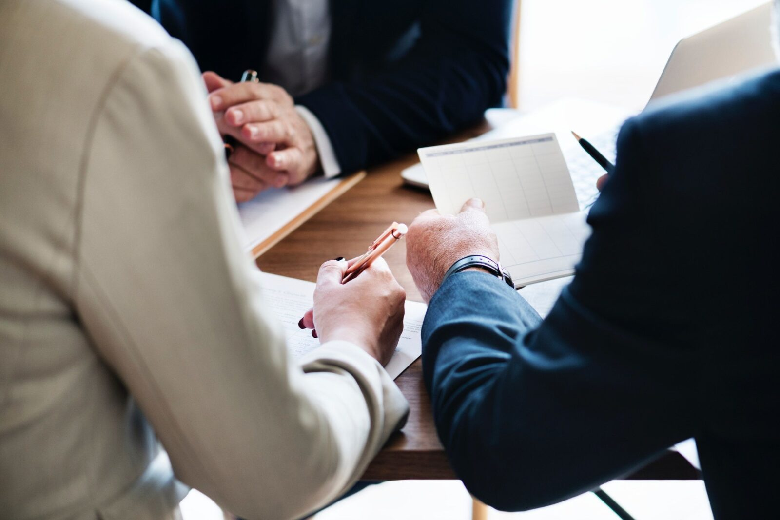 Accounting consultant's making merger and acquisition decisions