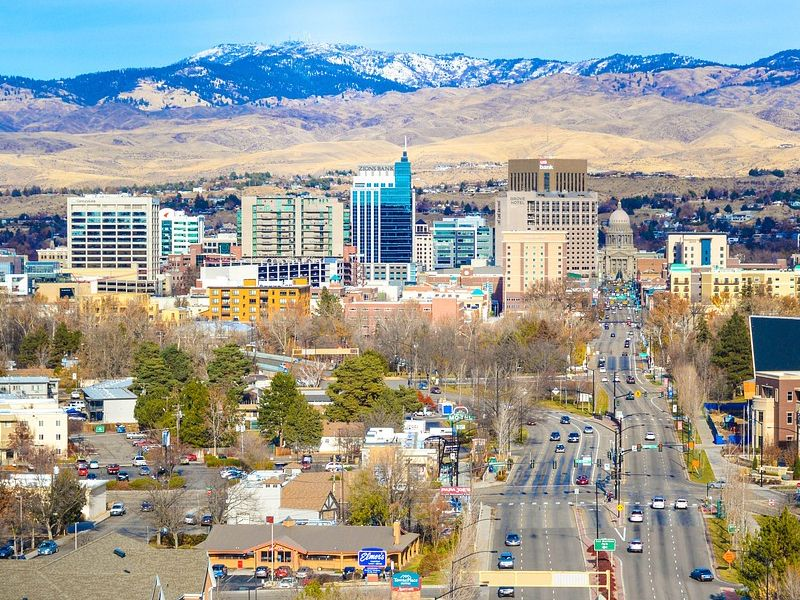NOW CFO - Boise, Idaho