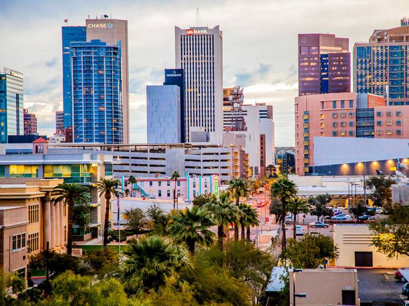 NOW CFO - Phoenix, Arizona