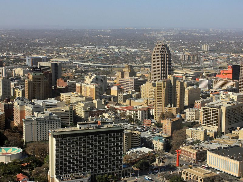 NOW CFO - San Antonio, Texas