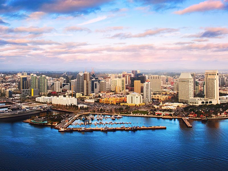 NOW CFO - San Diego, California