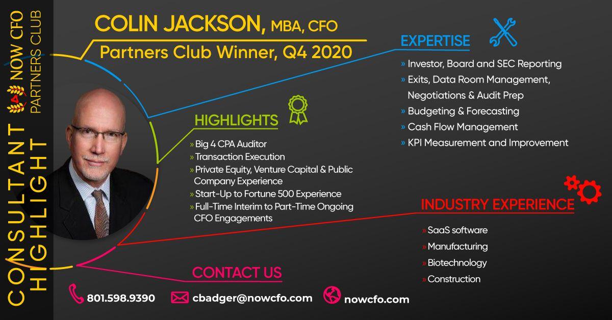 Consultant-Spotlights-Partners Club-Colin-Jackson
