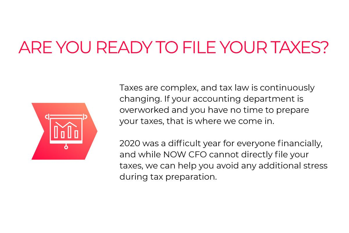 Tax Preparation Are You Ready To File Your Taxes