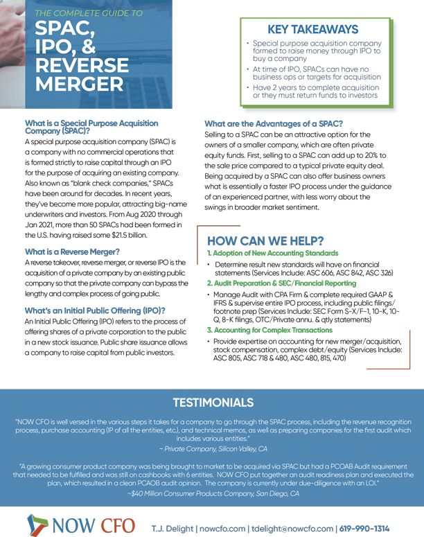 The Guide to IPO, Reverse Merger & SPAC 02