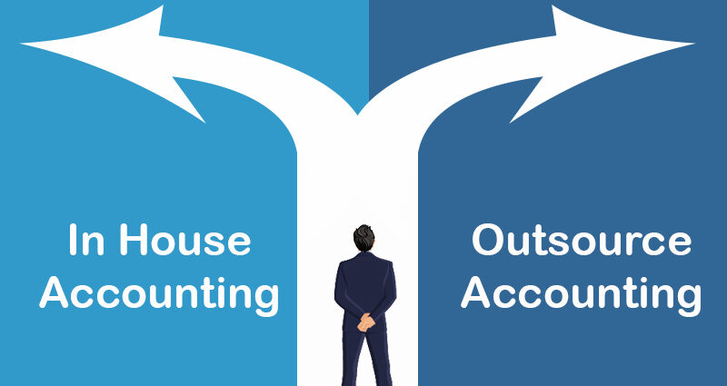 in house accounting vs outsourced accounting team