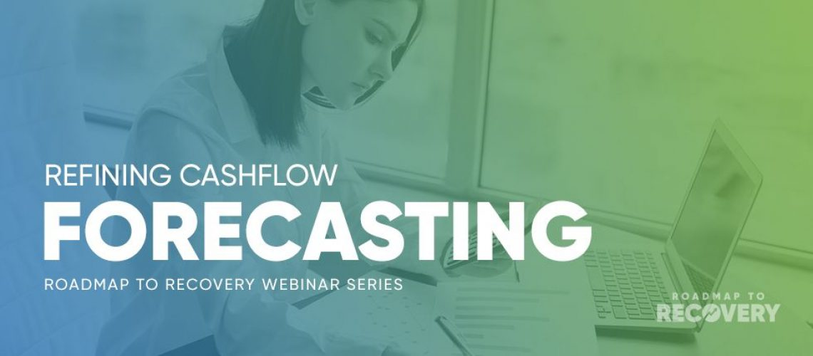Cashflow forecasting is the next step on your business' roadmap to recovery