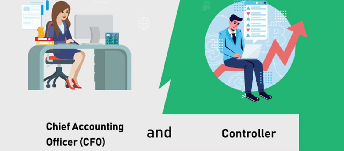 cfo and controller financial accounting